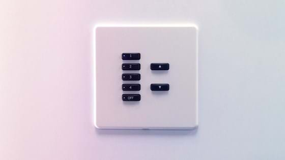 Configuring a wired key pad